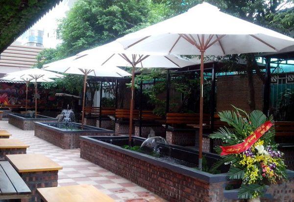 Bán Dù Che Cafe ở Hải Phòng