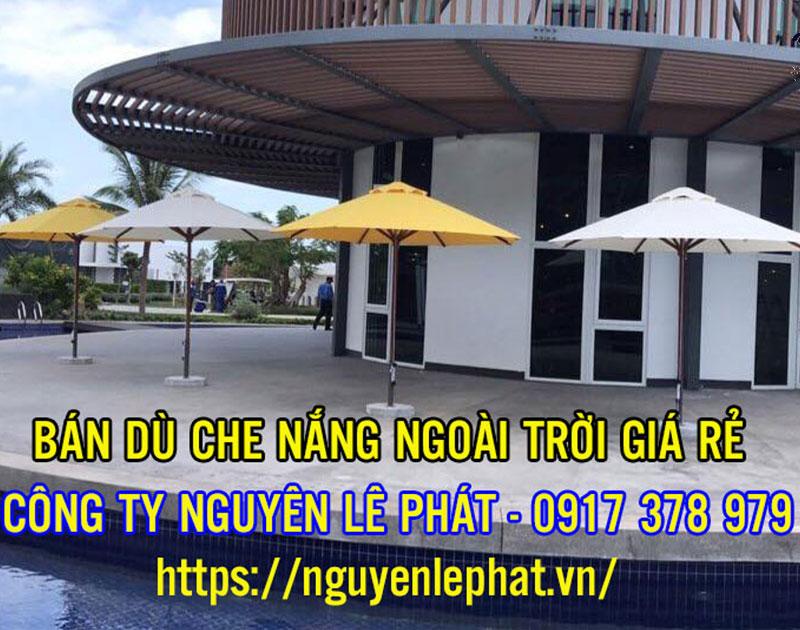 Dù Che Nắng Quán Cafe tại Biên Hòa Đồng Nai