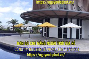 Bạt Che Nắng Mưa Tại Hà Nội