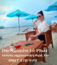 Dù Che Nắng Quán Cafe tại Hải Phòng