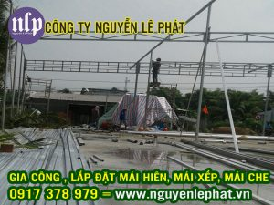 Lắp Đặt Bạt Xếp Mái Hiên Giá Rẻ Tại Nam Định Hà Nam TRỌN GÓI NHANH