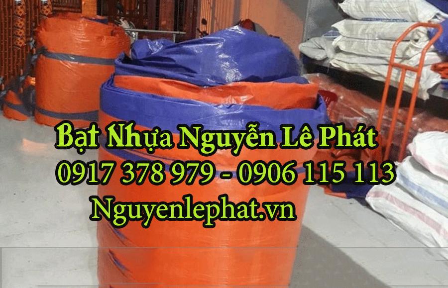 Bạt xanh cam là sản phẩm bạt che mưa che nắng được rất nhiều người sử dụng trên thị trường hiện nay, bạt xanh cam có các khổ bạt 2m, 4m, 6m,8m, giá rẻ