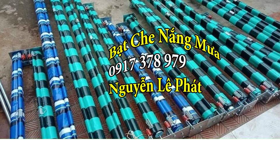 Rèm Che Nắng Ban công tự cuốn tại Phú Nhuận giá rẻ